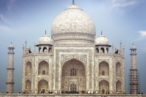Inde-Delhi, Circuit Les Essentiels de l'Inde du Nord 3*
