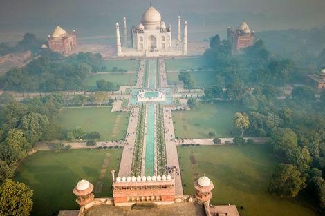 Inde-Delhi, Circuit Sur la Route du Taj Mahal 3*
