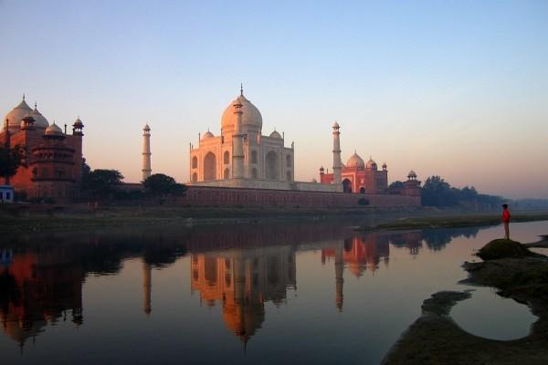 Taj Mahal Circuit Lumieres du Rajasthan Delhi Inde