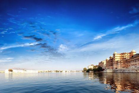 Inde-Delhi, Circuit Intensément Rajasthan 3*