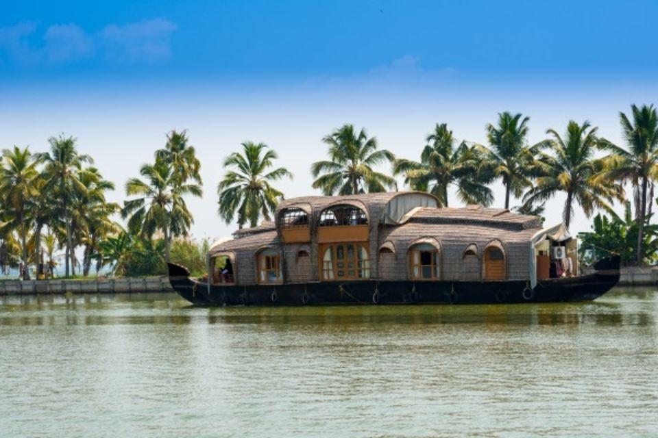 Circuit Indispensable Inde du Sud & extension plage Etats du Sud Inde