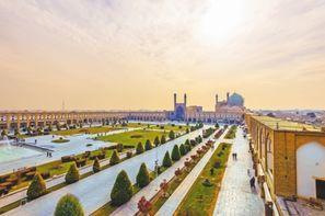 Iran-Chiraz, Circuit Splendeurs d'Iran