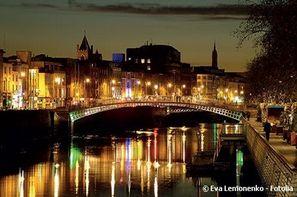 Irlande-Dublin, Hôtel Réveillon à Dublin - soirée du Nouvel An au Merry Ploughboy Irish Music Pub Dublin - Hôtel Mespil 4*