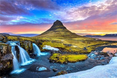 Islande-Keflavik, Circuit Magie de l'Islande 3*