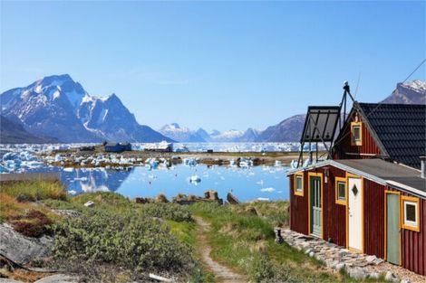 Islande-Keflavik, Circuit Epopée en terre Inuit - Groenland 3*