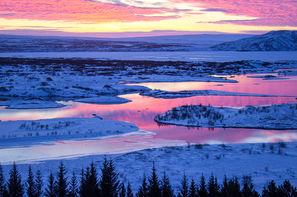 Islande-Reykjavik, Circuit Lumières du Nord