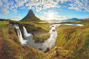 Islande-Reykjavik, Circuit Féerie Islandaise 3*