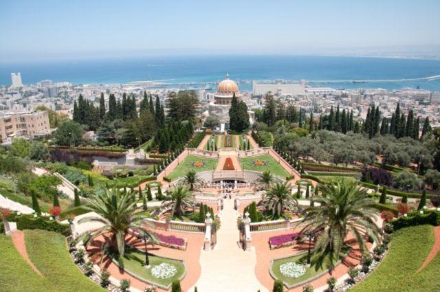 Israel : Circuit Mosaique israelienne