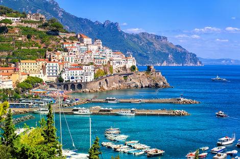 Italie : Circuit Richesses du sud italien