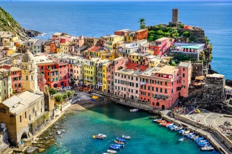 Italie-Venise, Circuit Circuit Italie : Milan, les 5 Terres, Napoléon à l'île d'Elbe et la Toscane du Nord