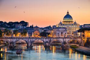 Italie-Venise, Circuit L'Italie du Nord au Sud