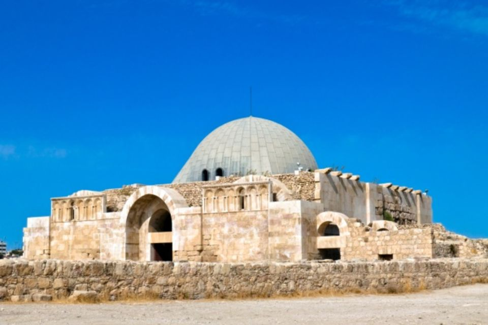 Circuit L'escale Jordanienne Moyen Orient Jordanie