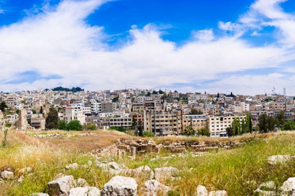 Circuit Au Coeur de la Jordanie Moyen Orient Jordanie