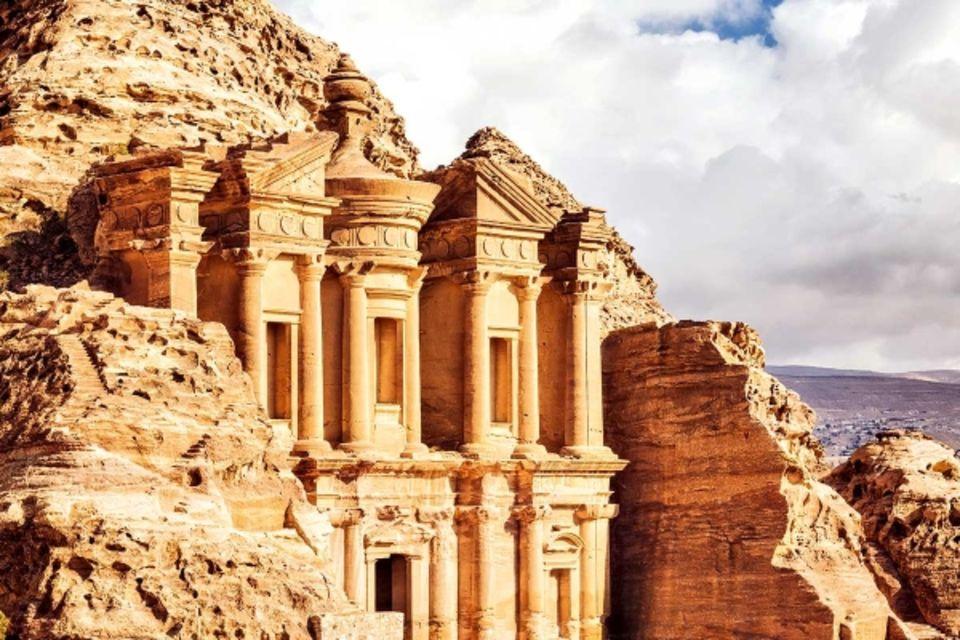 Circuit Jordanie et Dubai Moyen Orient Jordanie