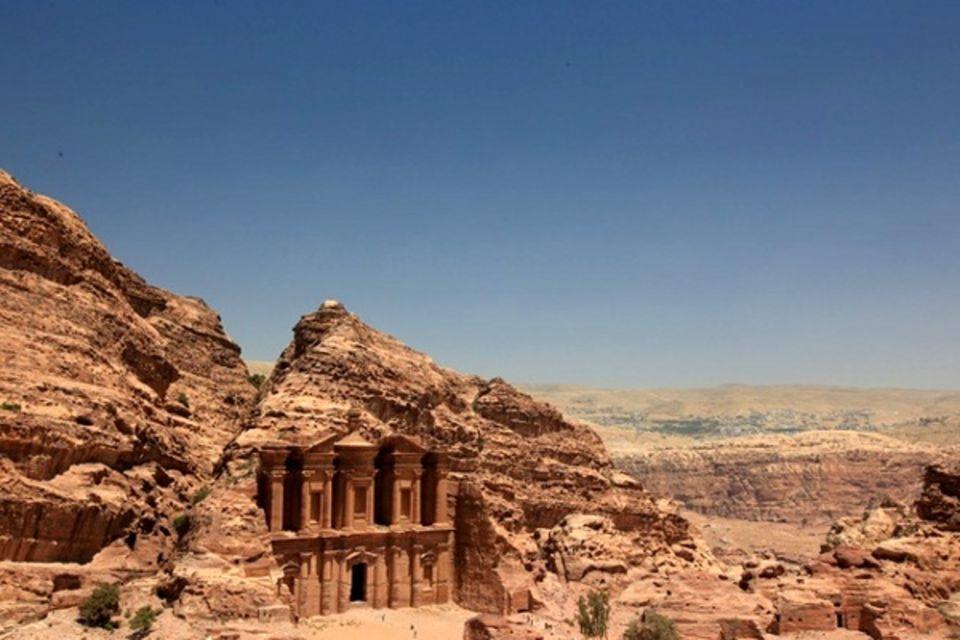 Circuit Jordanie le Classique Moyen Orient Jordanie