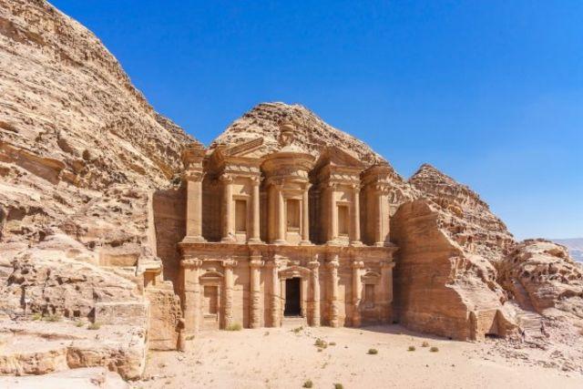 Jordanie : Circuit FRAM Secrets et Magie de Jordanie
