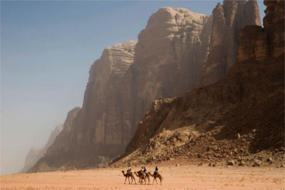Circuit Les Douceurs d'Orient Moyen Orient Jordanie