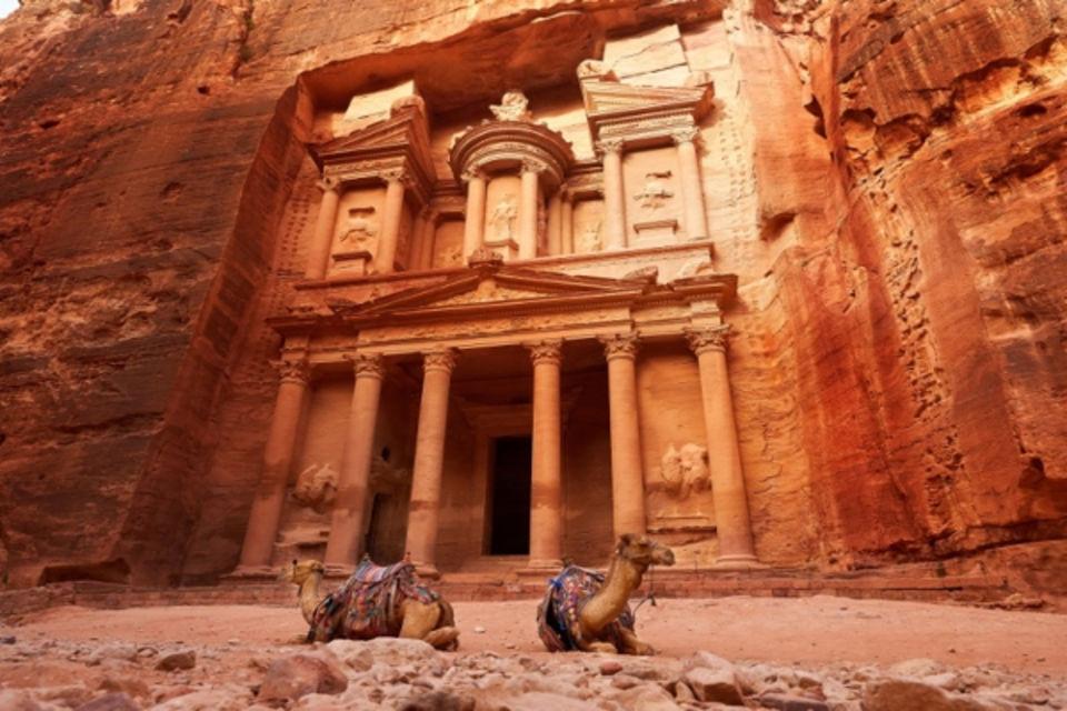 Circuit Jordanie Moyen Orient Jordanie