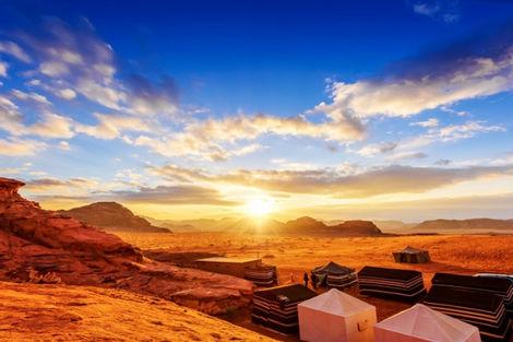Jordanie-Aqaba, Circuit Jordanie 4*