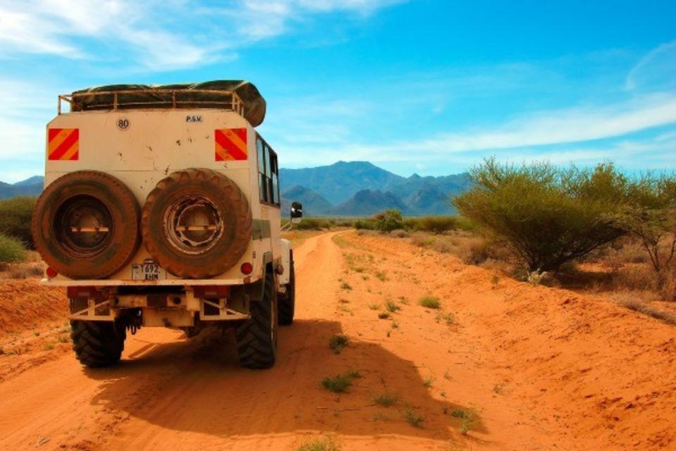 Circuit Evasion Kenyane - Limité à 16 pers Afrique Kenya