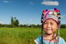 Laos - Luang Prabang, DES MINORITES LAOTIENNES AUX TEMPLES D'ANGKOR