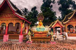 Laos-Luang Prabang, Circuit Lumières Laos et Cambodge