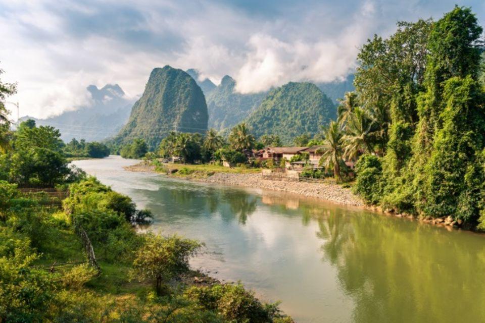 Circuit Lumières du Laos et Cambodge Luang Prabang Laos