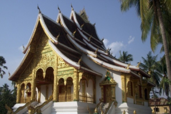 pagode Circuit Lumières Laos/Cambodge Luang Prabang Laos