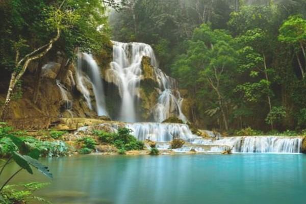 chutes Circuit Splendeurs du Laos3* Vientiane Laos