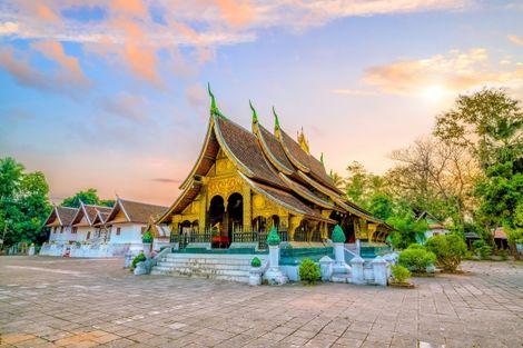 Laos-Vientiane, Circuit Splendeurs du Laos 3*