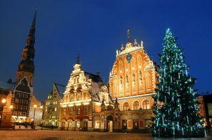 Lettonie-Riga, Circuit Saint Sylvestre à Riga 4*
