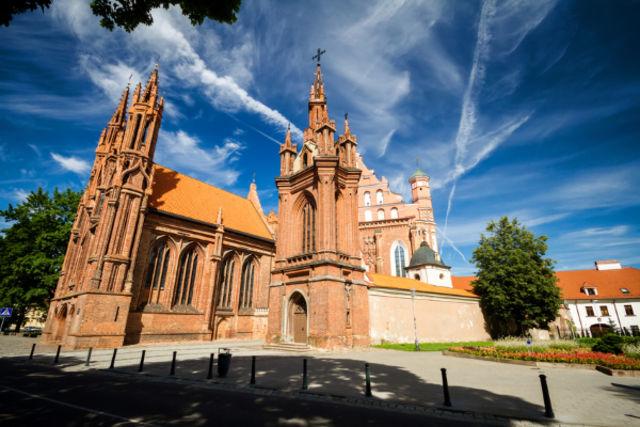 Lituanie : Circuit Les fleurs de la baltique