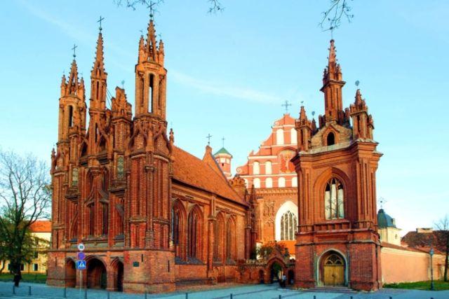 Lituanie : Circuit Les 3 Merveilles de la Baltique