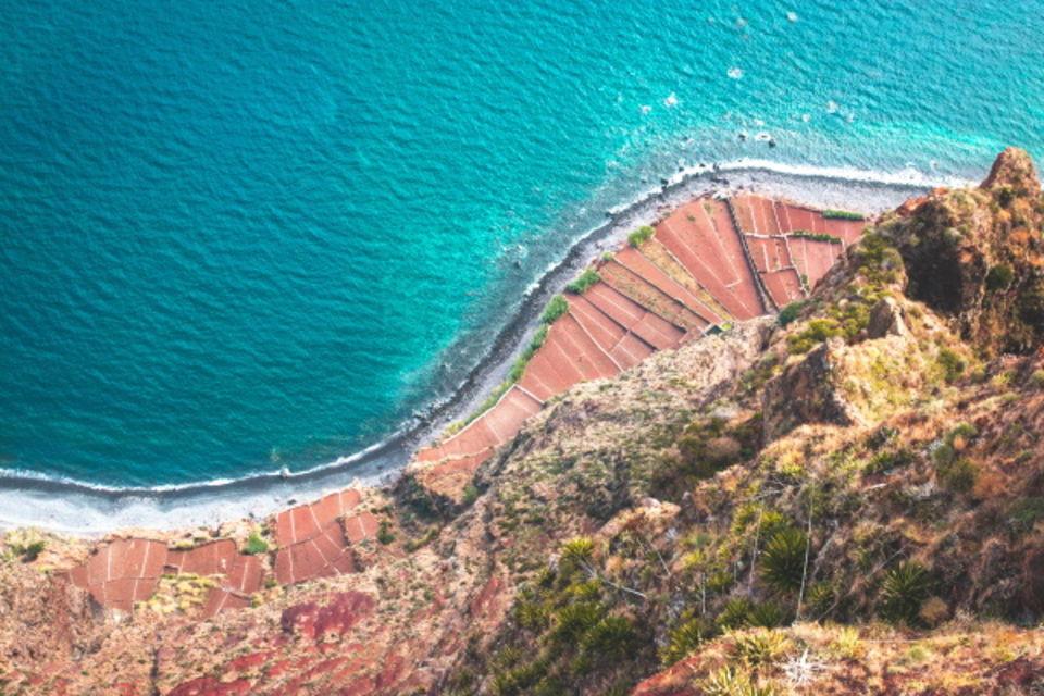 Circuit Naturissimo Rando Funchal Madere