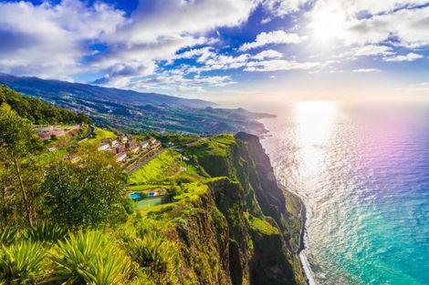 Madère-Funchal, Circuit Madère sensations 4*