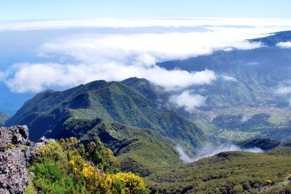 Circuit en Etoile : Randonnées guidées à Madère Funchal Madere