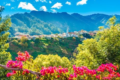 Madère-Funchal, Circuit FRAM Nature et traditions au départ du Dorisol 3*
