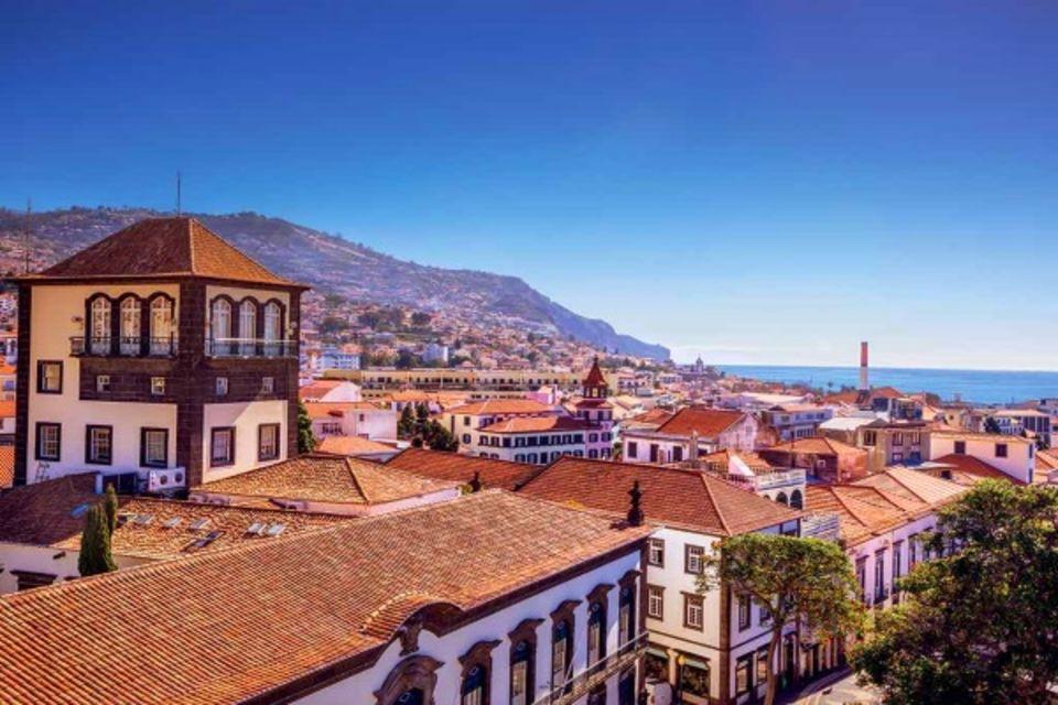 Circuit Visages de Madère Funchal Madere