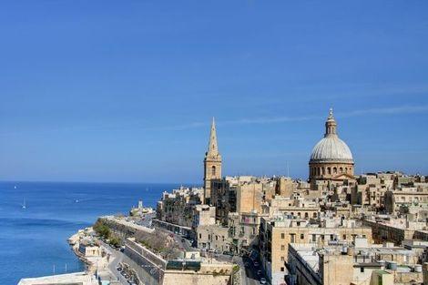 Malte-La Valette, Circuit Découverte de Malte au départ de l'hôtel Préluna 4*