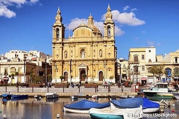 Circuit le vrai coeur de malte logement malte for Plan de malte