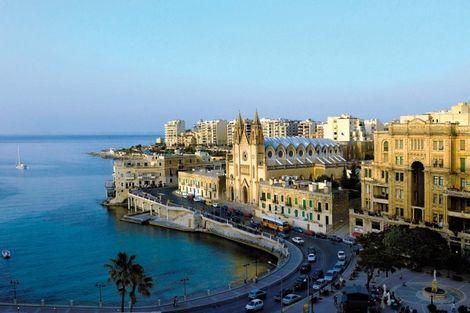 Malte-La Valette, Circuit Au coeur de Malte 3*