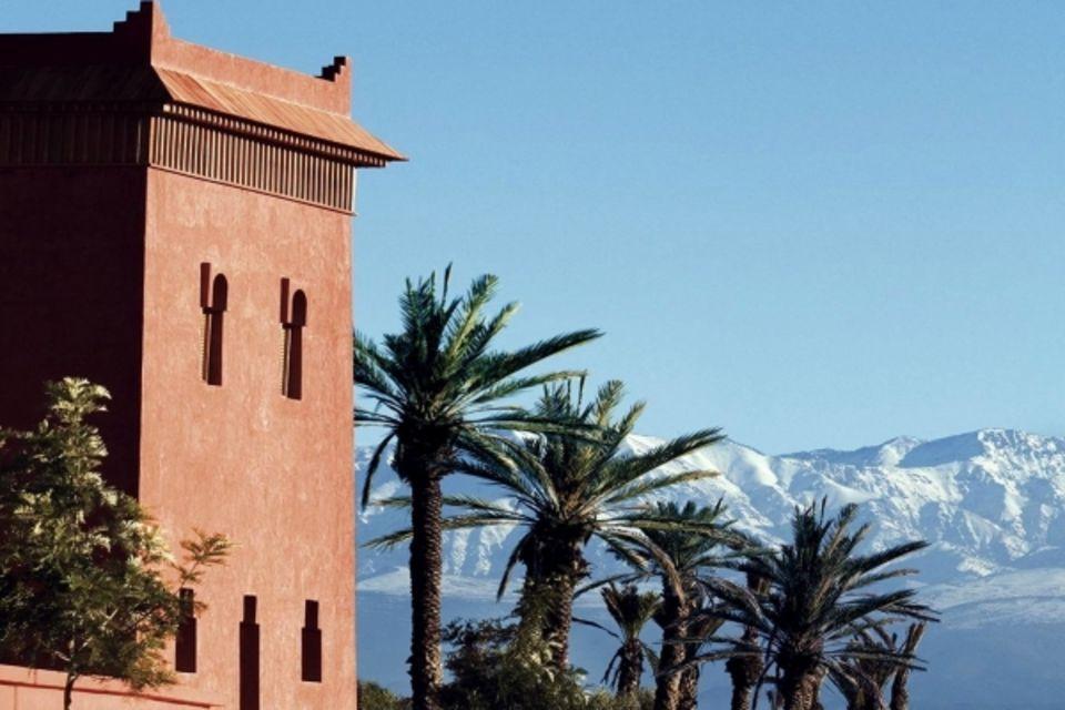 Circuit Trésors des villes impériales (pension complète) Marrakech & Villes Impériales Maroc