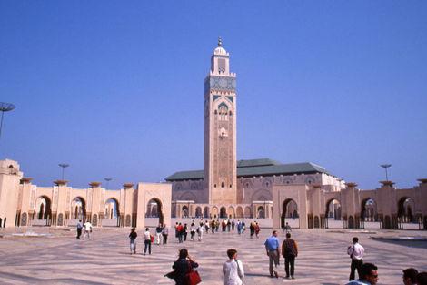 Maroc-Marrakech, Circuit FRAM Grand Tour du Maroc