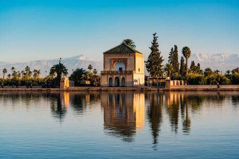 Maroc-Marrakech, Circuit Découverte Marrakech et Villes Impériales