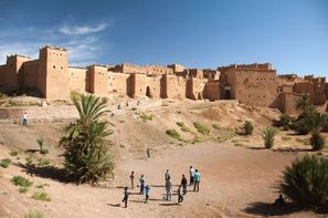 Maroc-Marrakech, Circuit Boucles Sahariennes