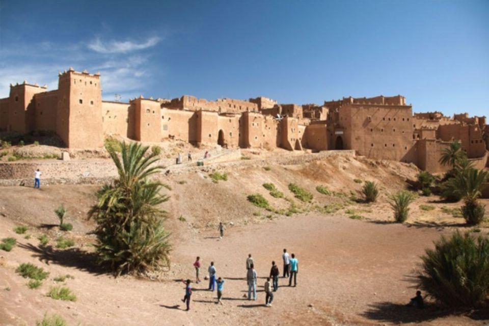 Circuit FRAM Boucles Sahariennes en 4x4 Marrakech & Villes Impériales Maroc
