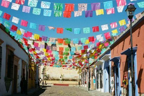 Mexique-Mexico, Circuit Premiers regards Mexique et Cancun