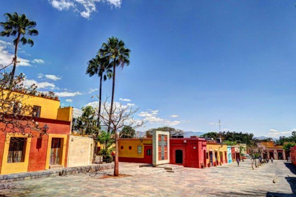 Circuit FRAM Couleurs mexicaines Mexico Mexique