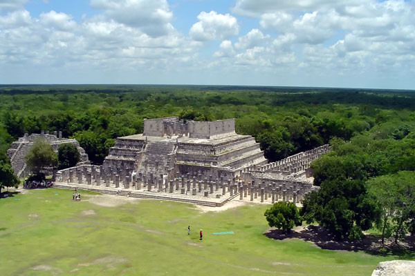 Site Maya de Chicen Itza Circuit Les incontournables du Mexique Mexico Mexique