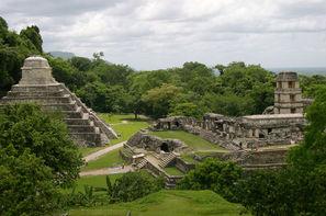 Mexique-Mexico, Circuit Combiné Mexique Guatemala Honduras